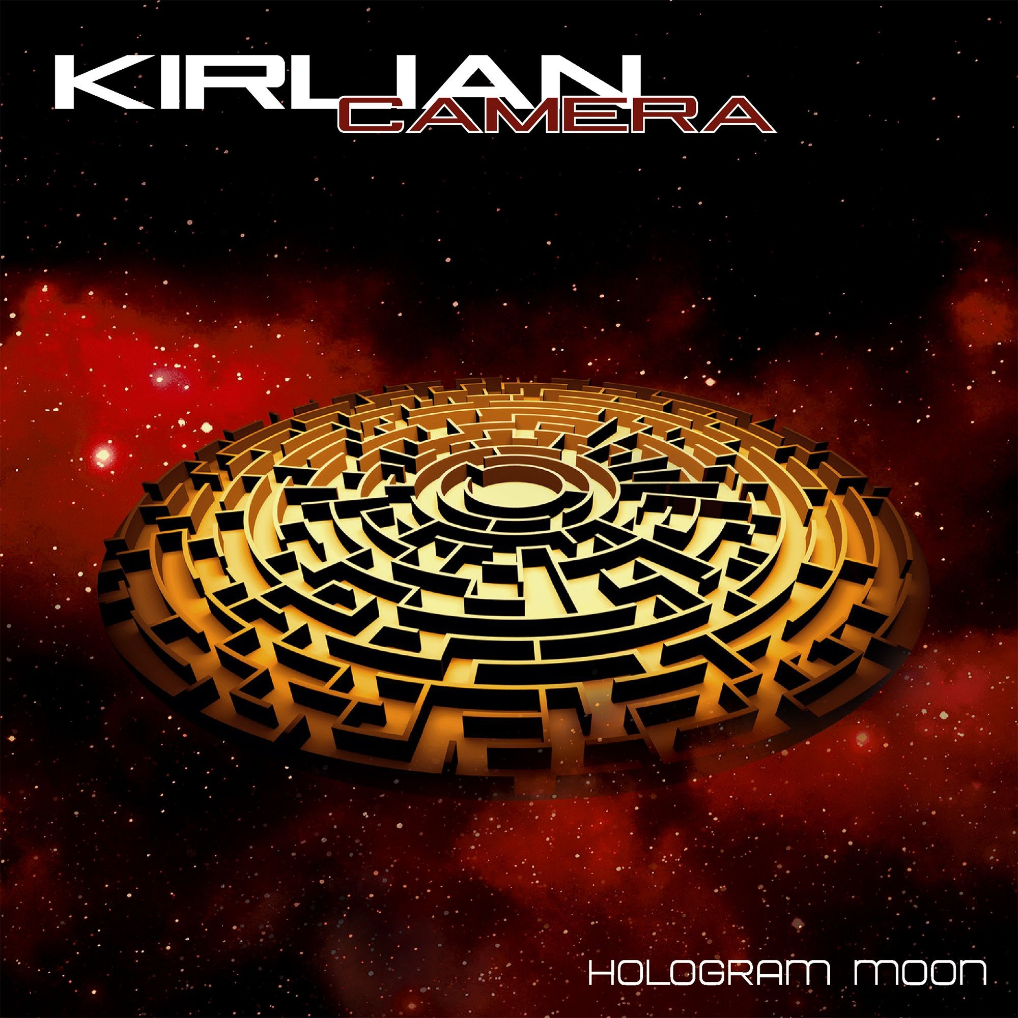 Kirlian Camera - Hologram Moon (Limited Edition) - 2CD Book