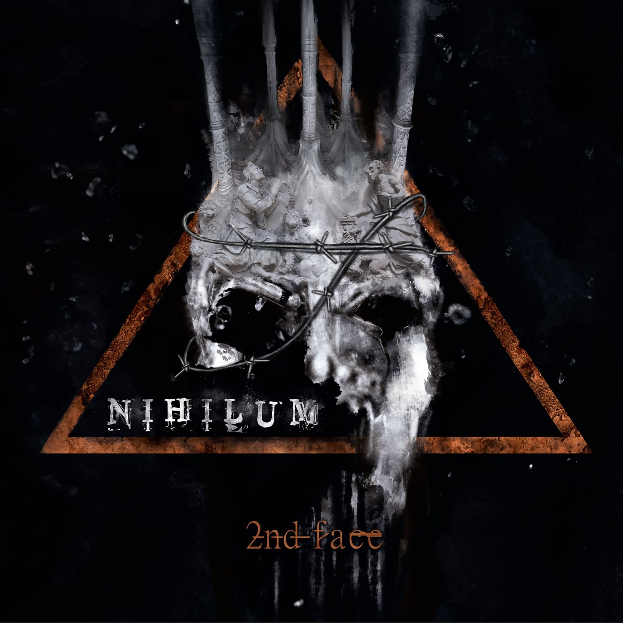 2nd Face - Nihilum - CD - ep