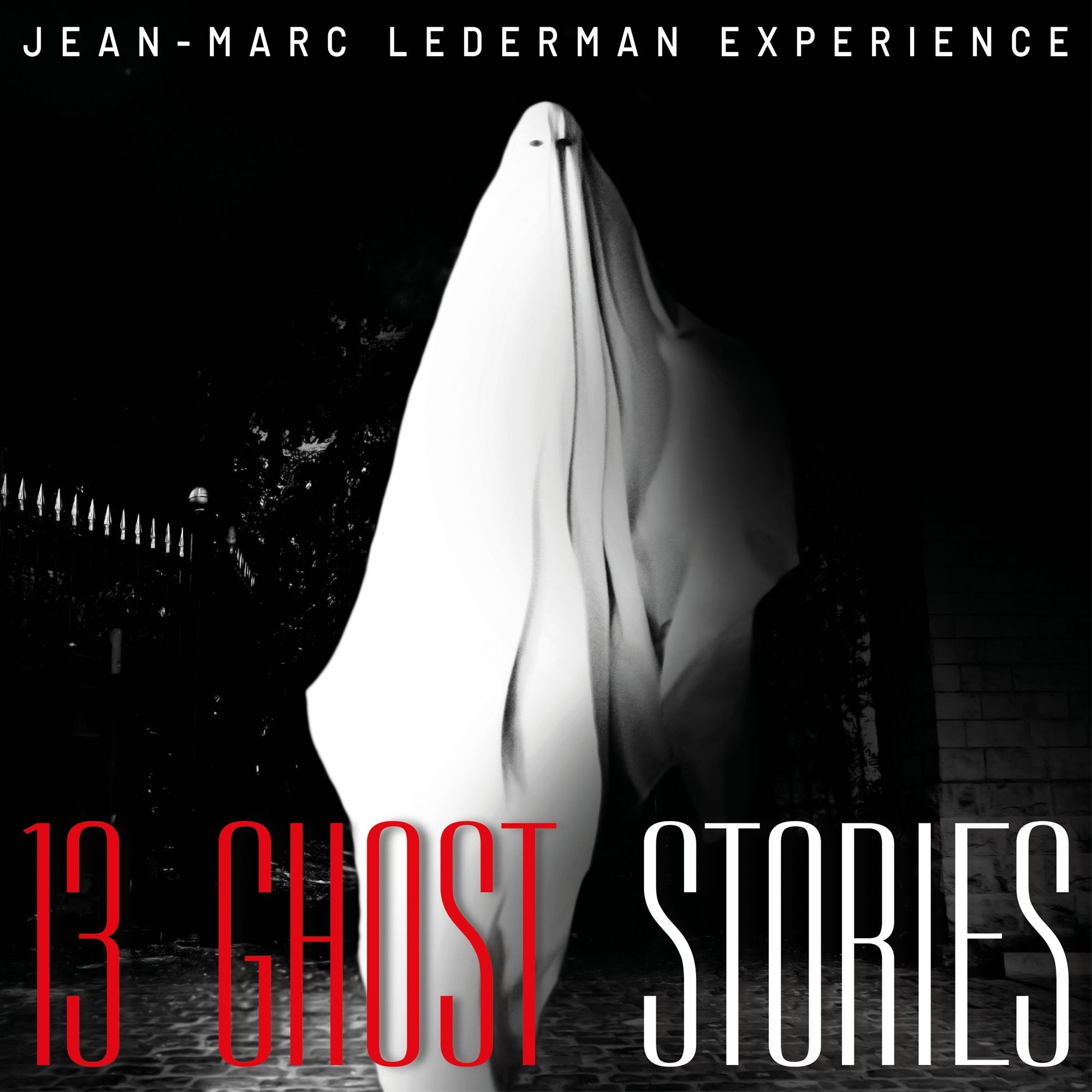 Jean-Marc Lederman Experience - 13 Ghost Stories (Limited Edition) - 2CD Book