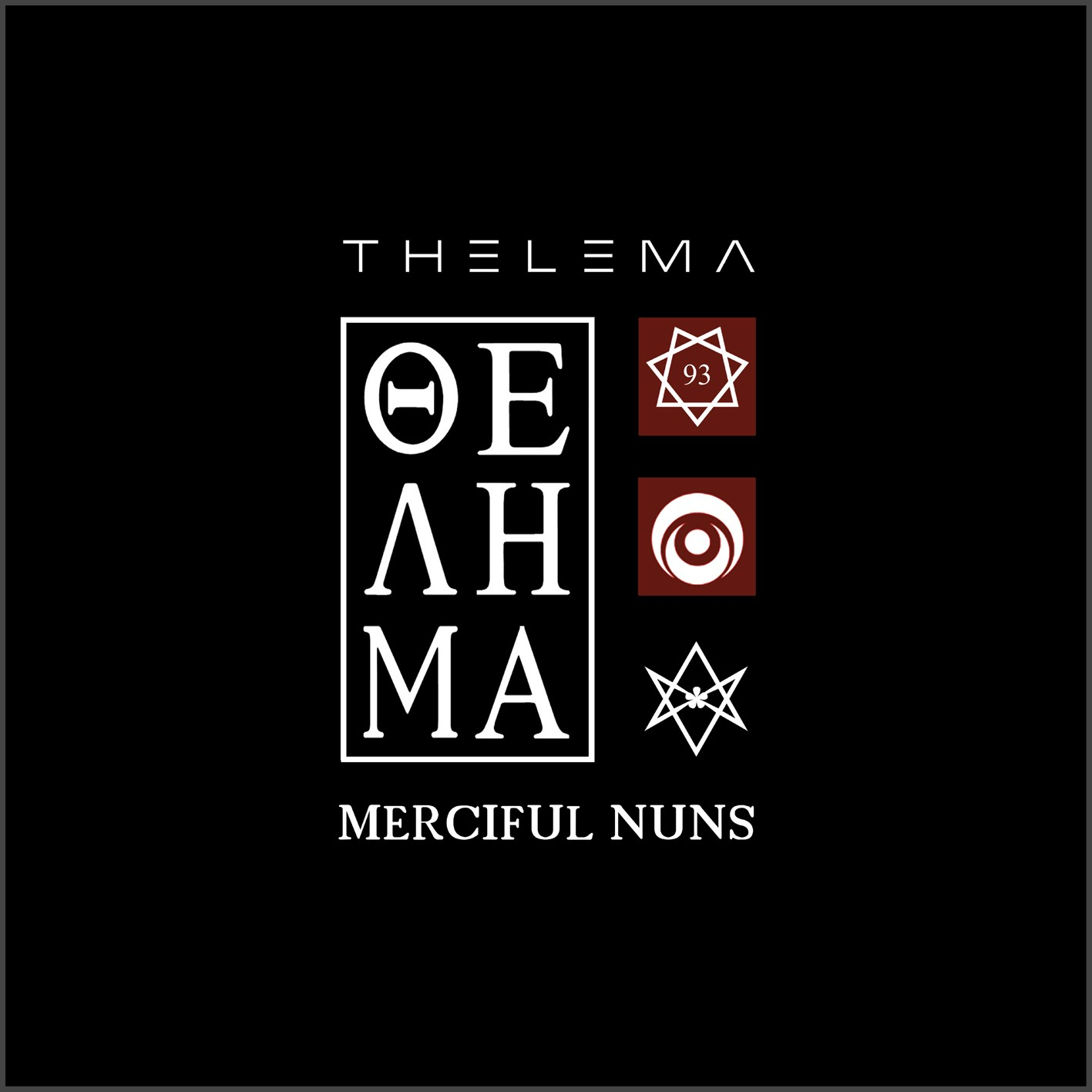 Merciful Nuns - Thelema VIII - CD