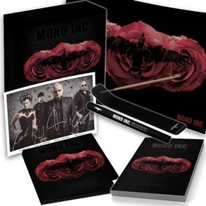 Mono Inc. - Melodies In Black (Limited Edition) - BOX