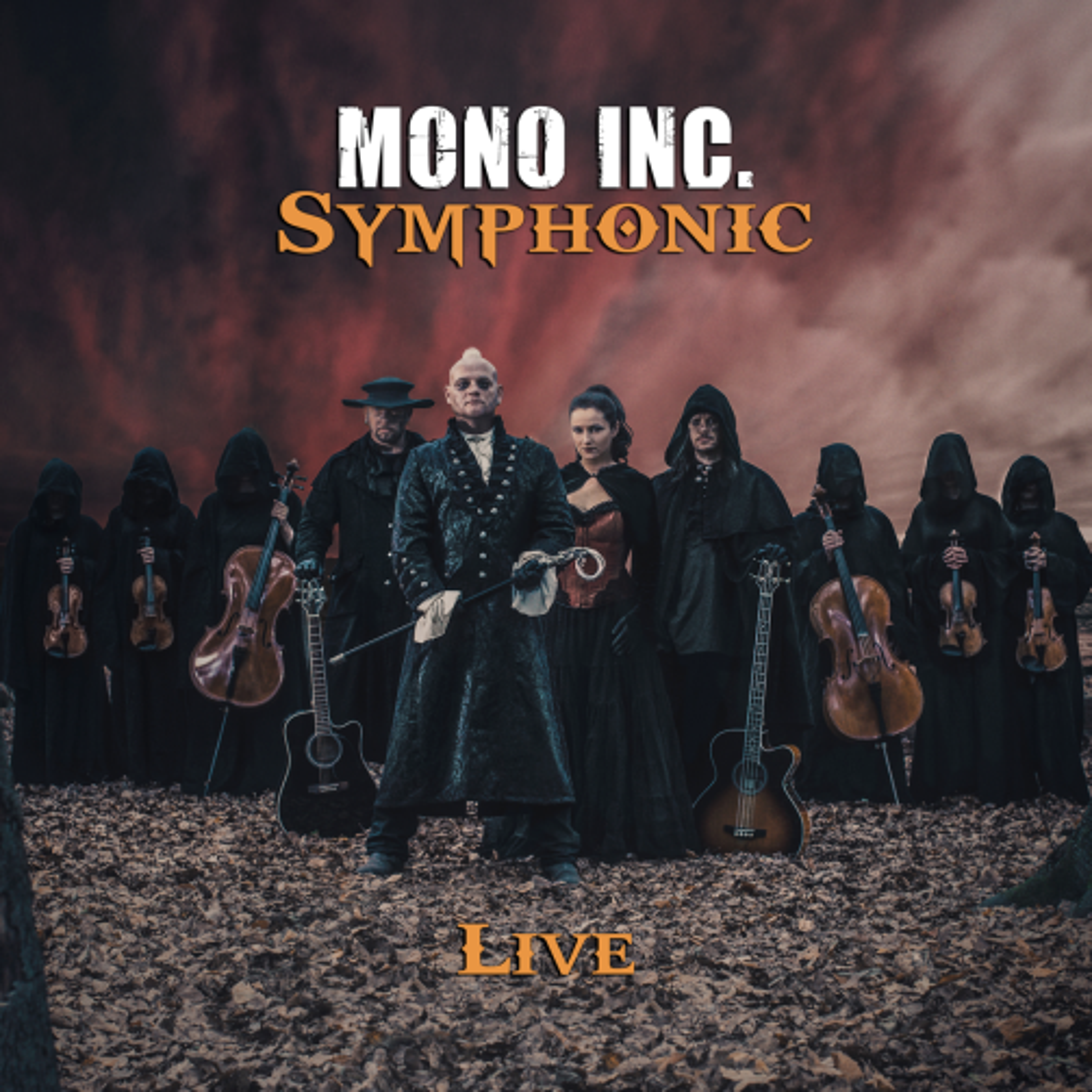 Mono Inc. - Symphonic Live (Limited Edition) - 2CD+DVD