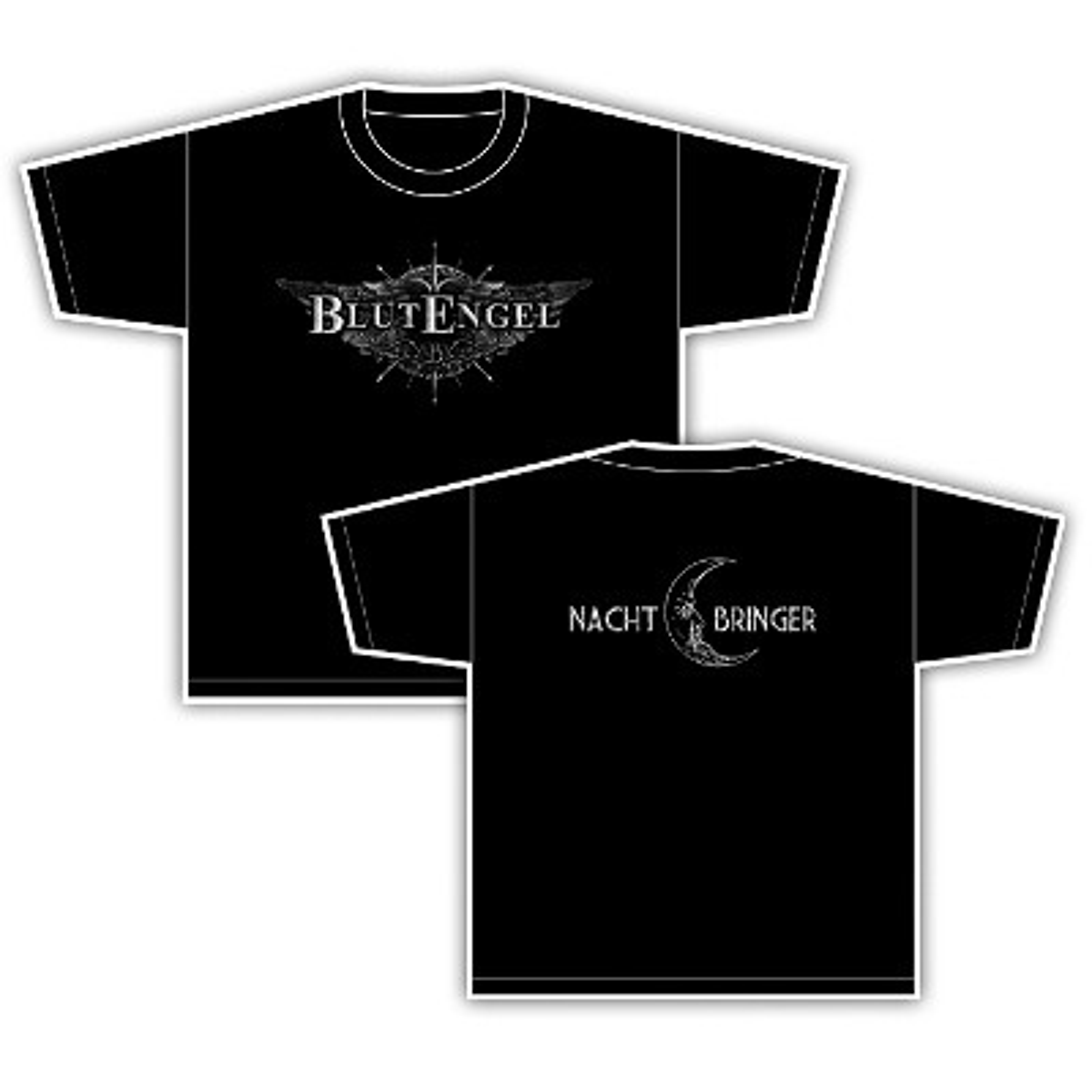 Blutengel - Nachtbringer - Kinder-Shirt - T-Shirt for Kids