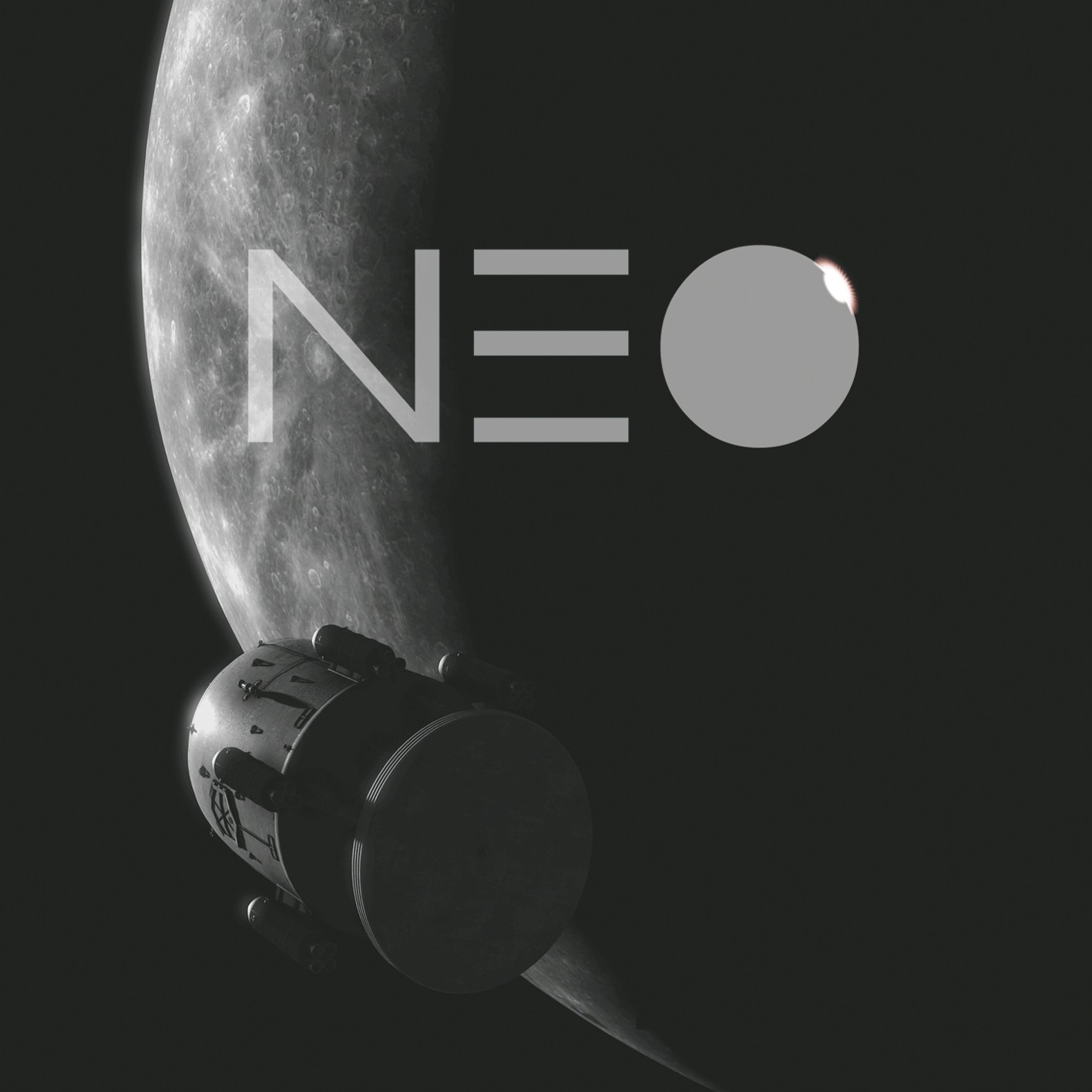 N E O (Near Earth Orbit) - End Of All Existence (reworked 2020) - CD
