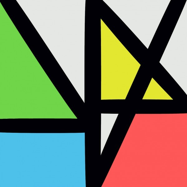 New Order - Music Complete - 2LP - Clear Vinyl