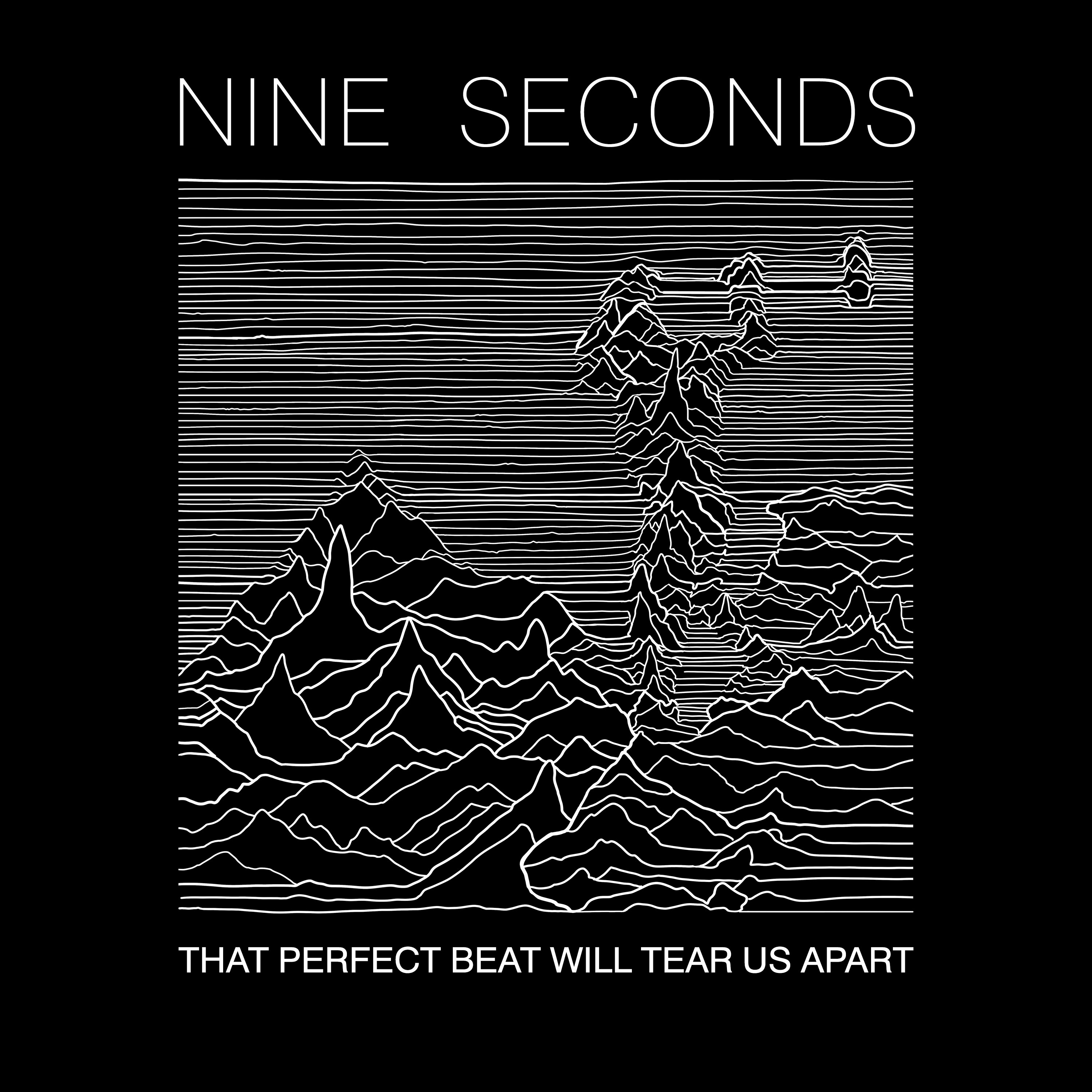 Nine Seconds - That Perfect Beat Will Tear Us Apart - CD