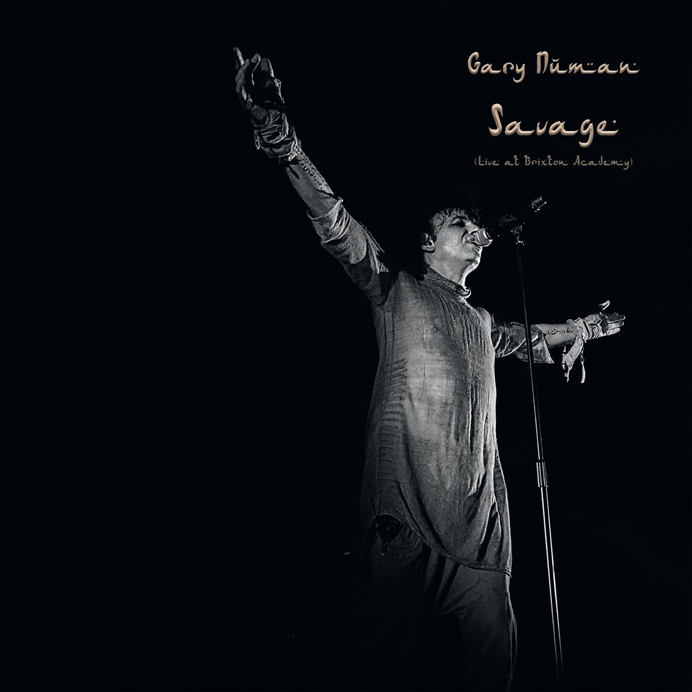Gary Numan - Savage (Live At Brixton Academy) - 2CD+DVD
