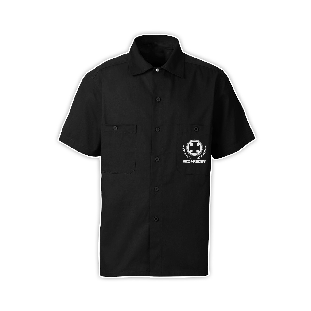 OST+FRONT - Logo - Worker Shirt
