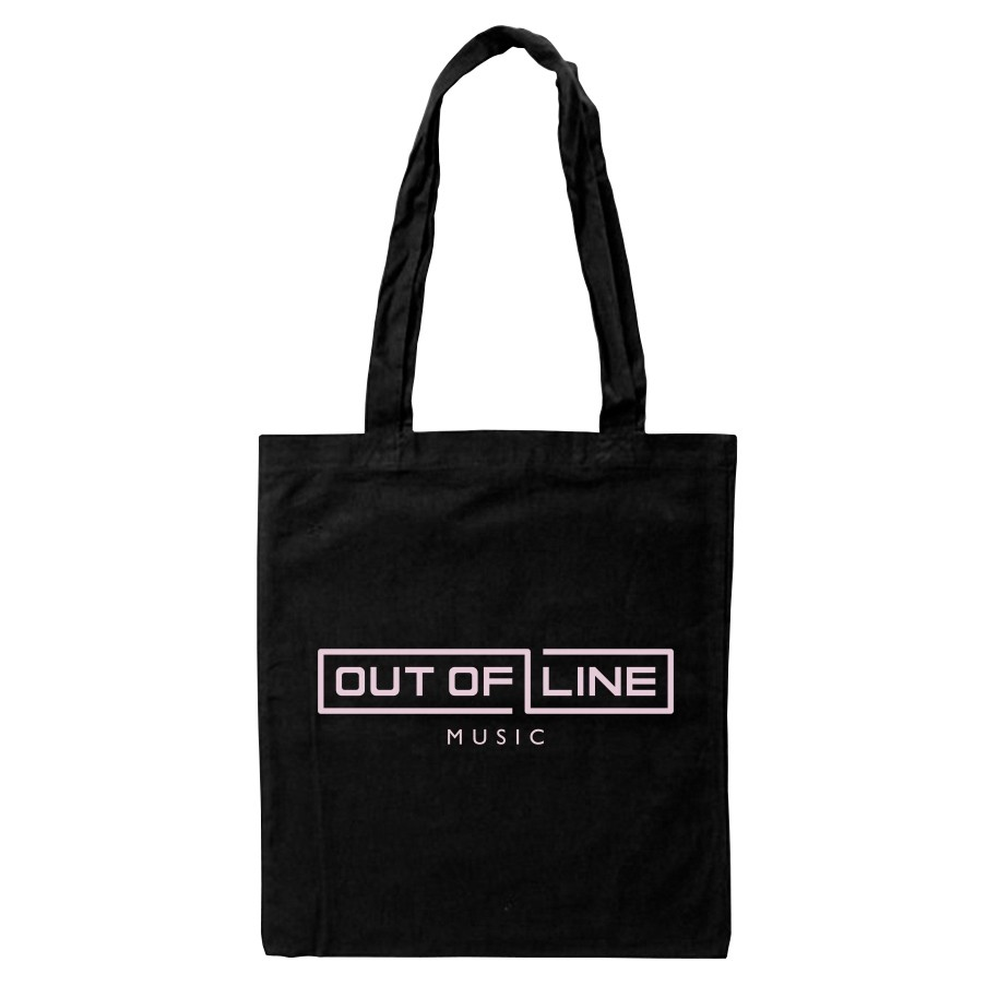 Out Of Line - Logo - Stoffbeutel