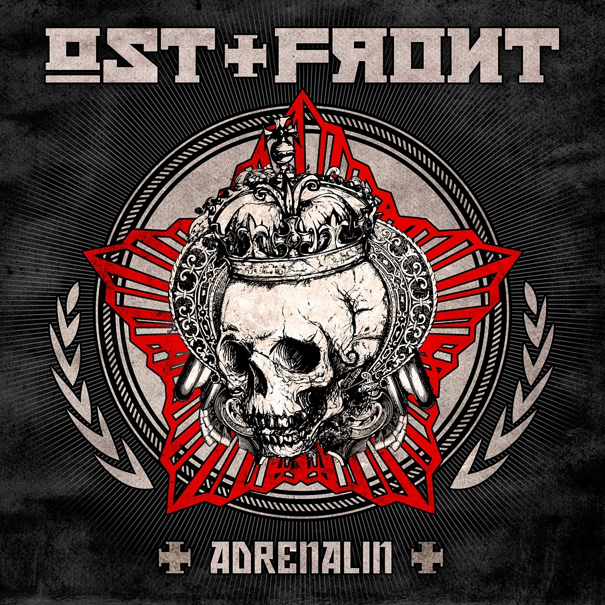 OST+FRONT - Adrenalin - 2CD