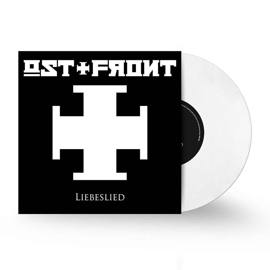 """Ost+Front - Liebeslied - 7"""" - 7"""" Promo White Vinyl"""