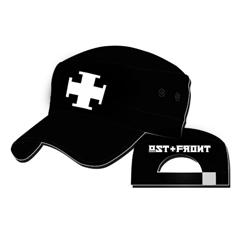 OST+FRONT - Logo - Army Cap