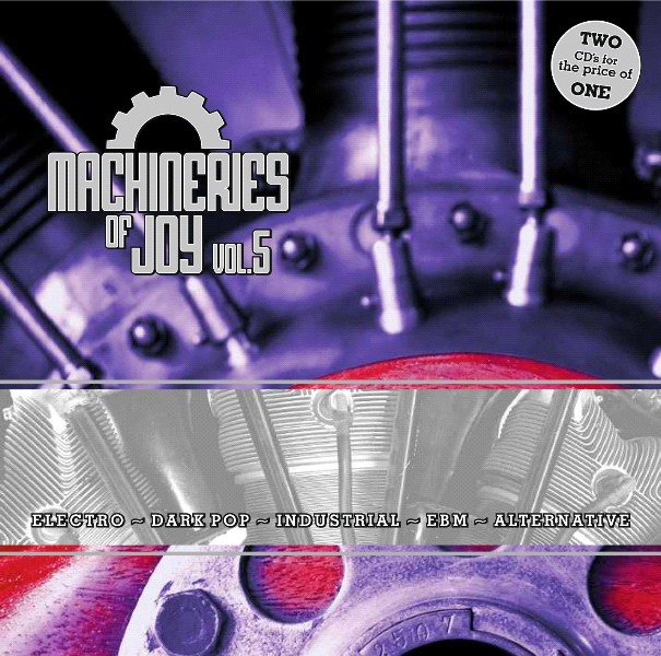 V.A. - Machineries Of Joy Vol. 5 - 2CD