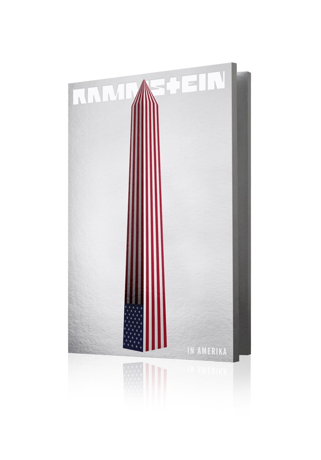 Rammstein - Rammstein in Amerika - Blu-Ray - 2 BluRay