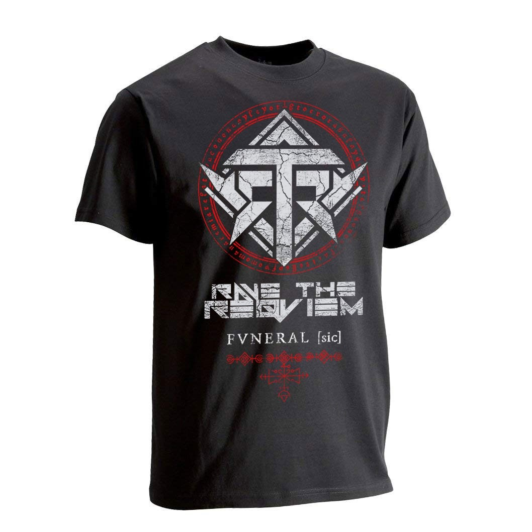 Rave The Reqviem - FVNERAL [sic] - T-Shirt