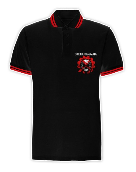 Suicide Commando - Hellraiser - Polo