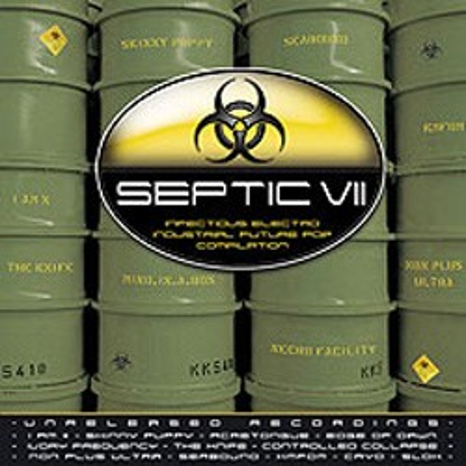 V.A. - Septic VII - CD