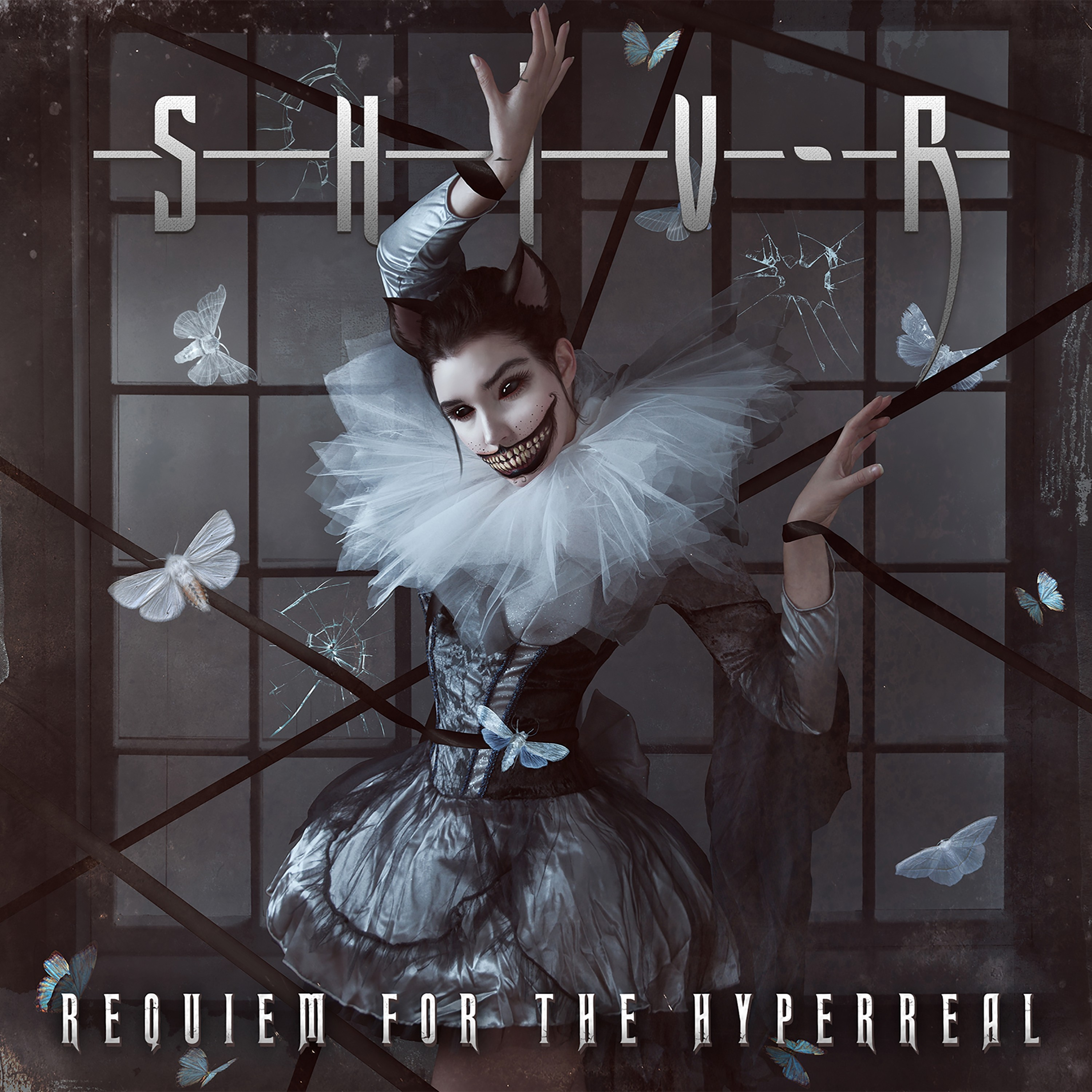 Shiv-R - Requiem For The Hyperreal - CD