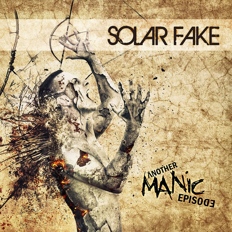 Solar Fake - Another Manic Episode - CD