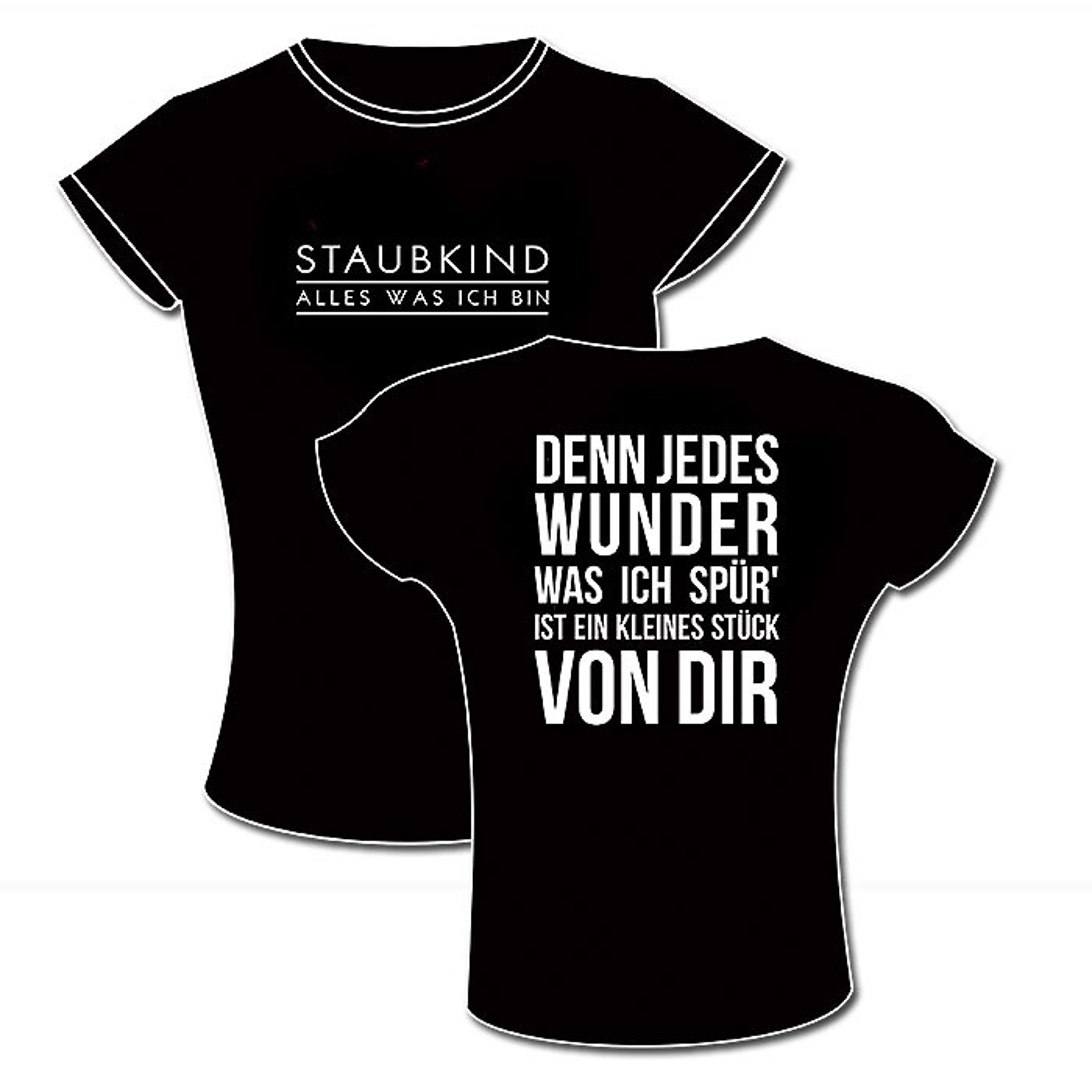 Staubkind - Wunder - Girlie - Girlie Shirt