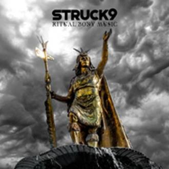 Struck9 - Ritual Body Music - CD