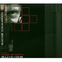 Suicide Commando - Cause Of Death: Suicide - Single CD