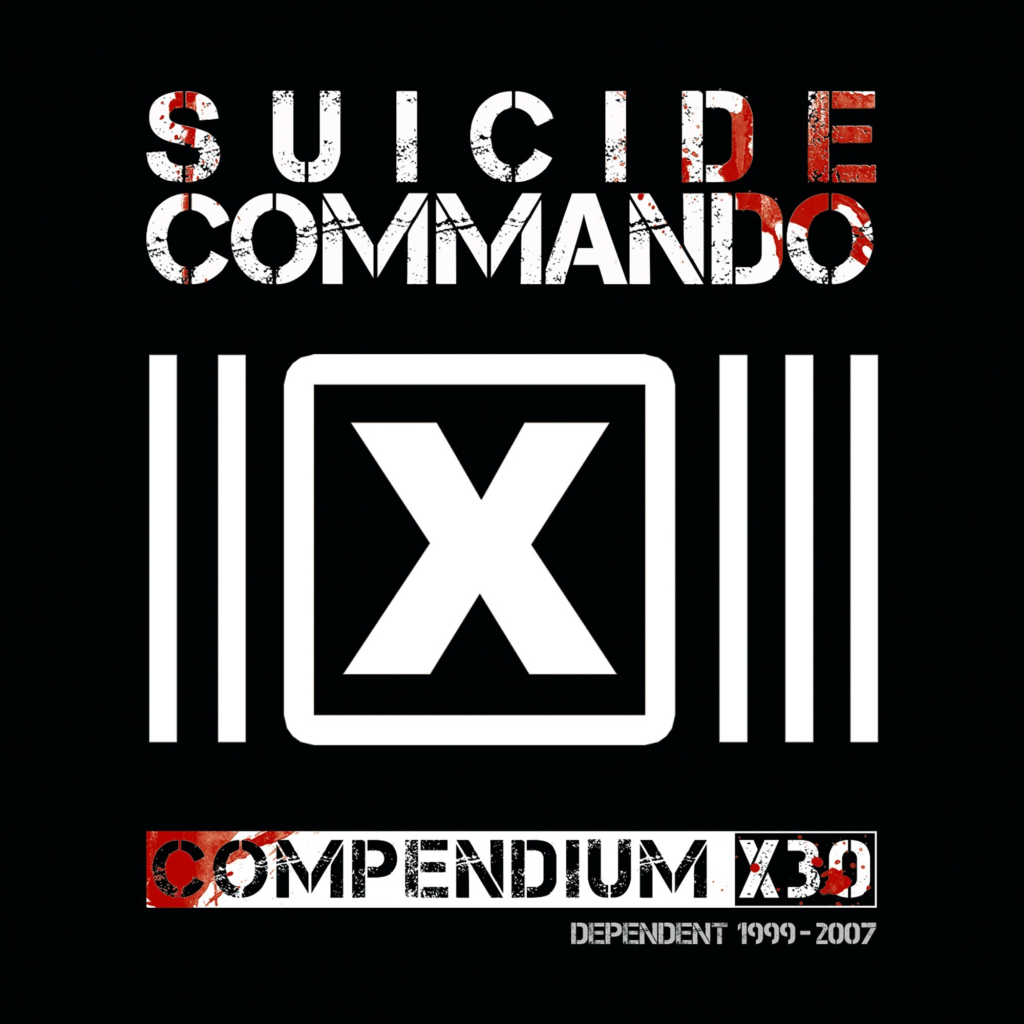 Suicide Commando - Compendium X30 - CD/DVD - 9CD + DVD Box