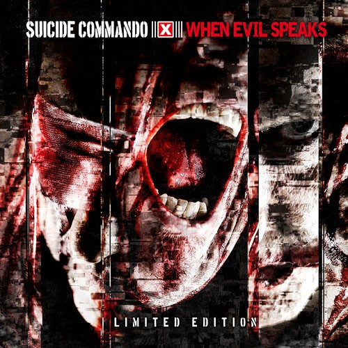 Suicide Commando - When Evil Speaks (limited 2CD Edition) - 2CD