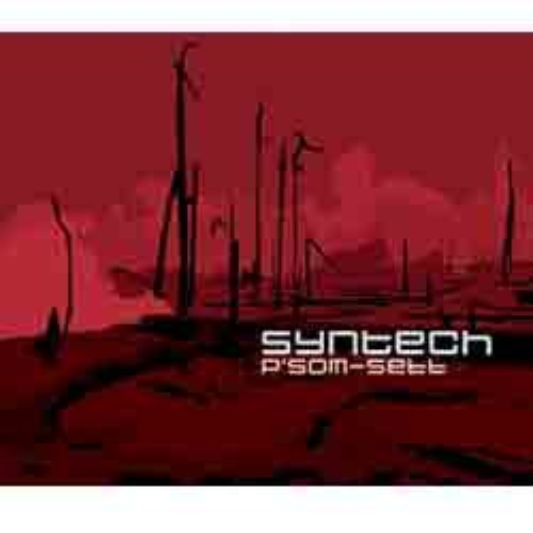 Syntech - P'som Sett - CD - DigiCD