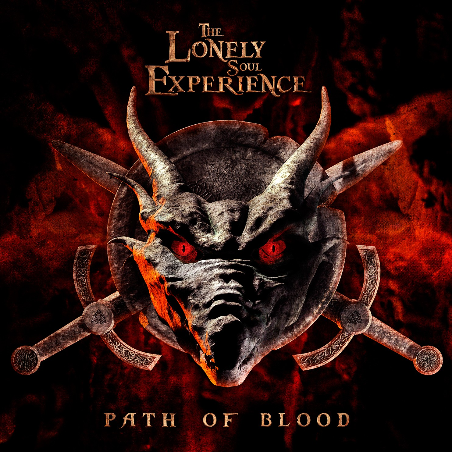 The Lonely Soul Experience - Path Of Blood - CD
