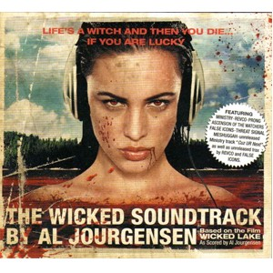 V.A. - The Wicked Soundtrack By Al Jourgensen - CD
