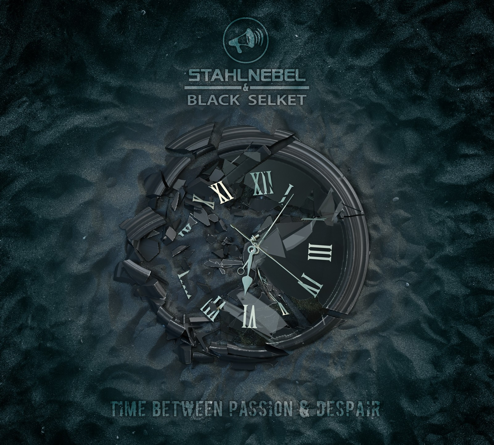 Stahlnebel & Black Selket - Time between passion & despair - CD