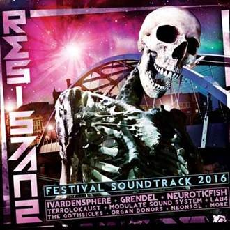 V.A. - Resistanz Festival Soundtrack 2016 (Limited Edition) - CD