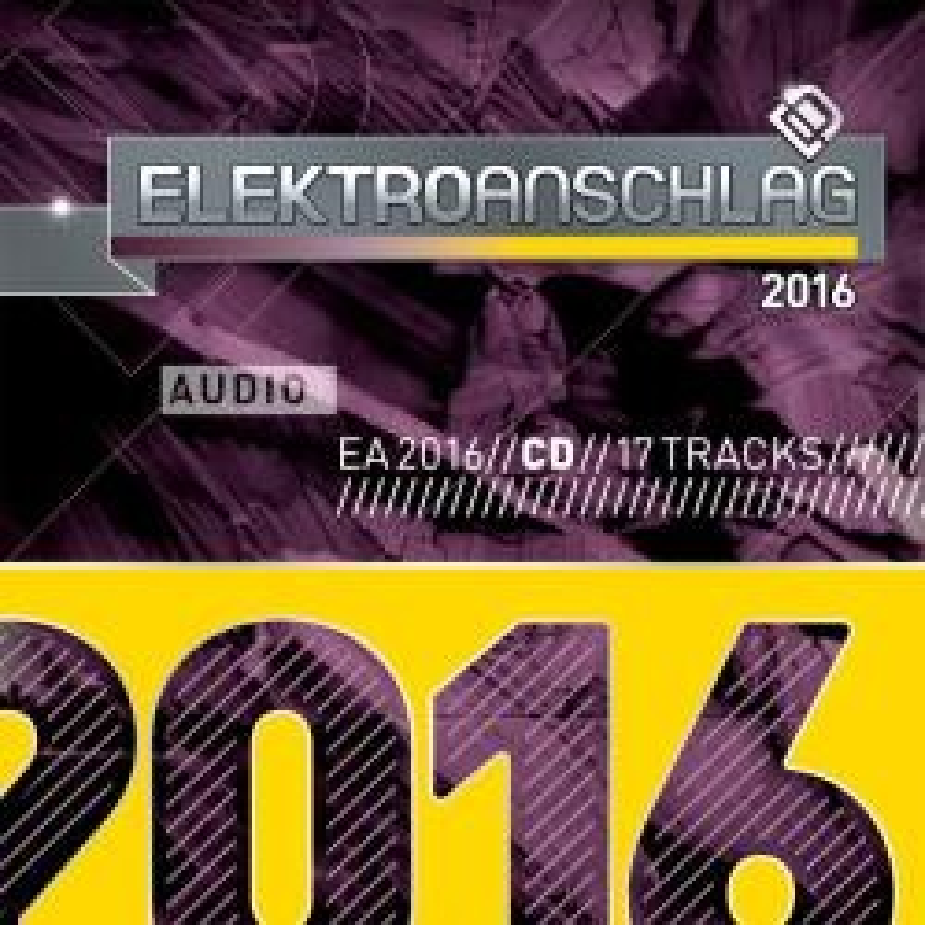 V.A. - Elektroanschlag 2016 - CD