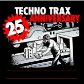 V.A. - Techno Trax-25 Years Anniversary - 2CD