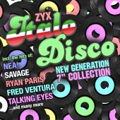 "V.A - ZYX Italo Disco New Generation: 7"" Collection - 2CD"