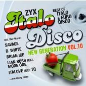 V.A. - ZYX Italo Disco New Generation Vol.10 - 2CD