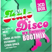 V.A. - Italo Disco New Generation Boot Mix - 3CD
