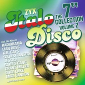 "V.A. - ZYX Italo Disco: The 7"" Collection Vol.2 - 2CD"