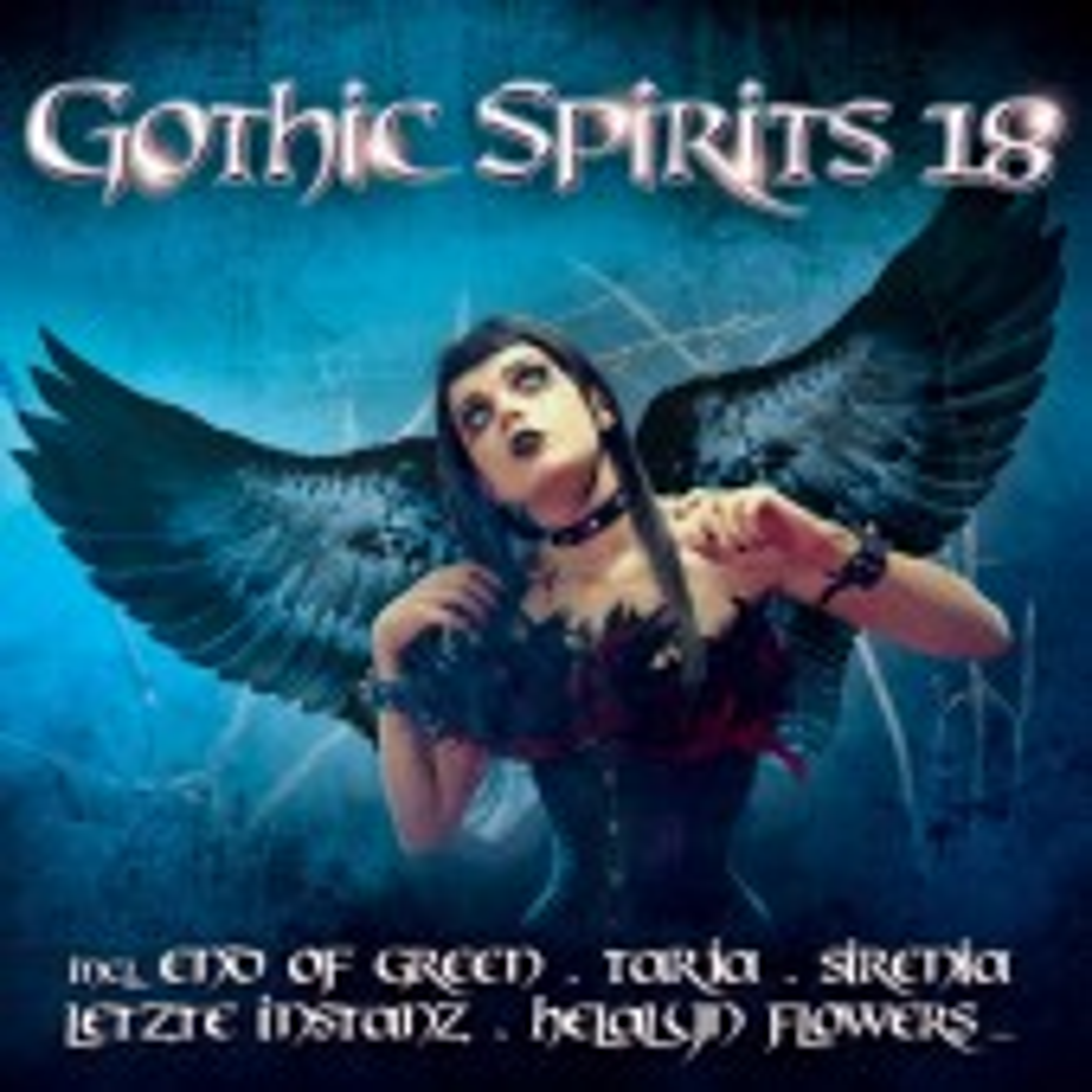 V.A. - Gothic Spirits Vol. 18 - 2CD