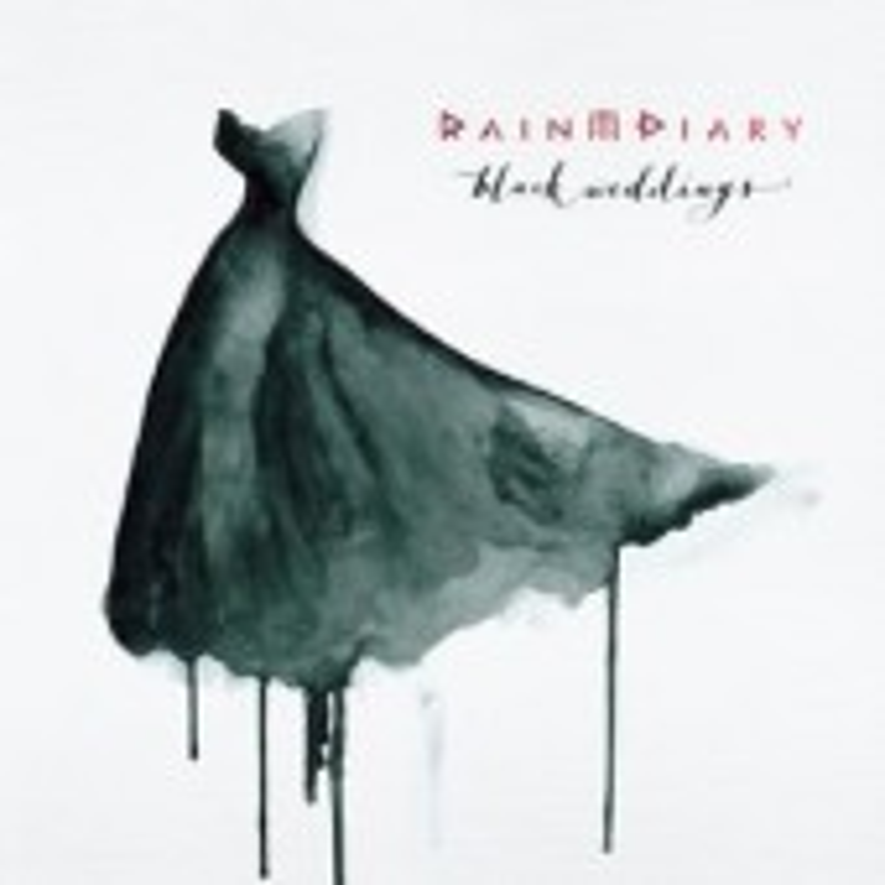 Rain Diary - Black Weddings - CD