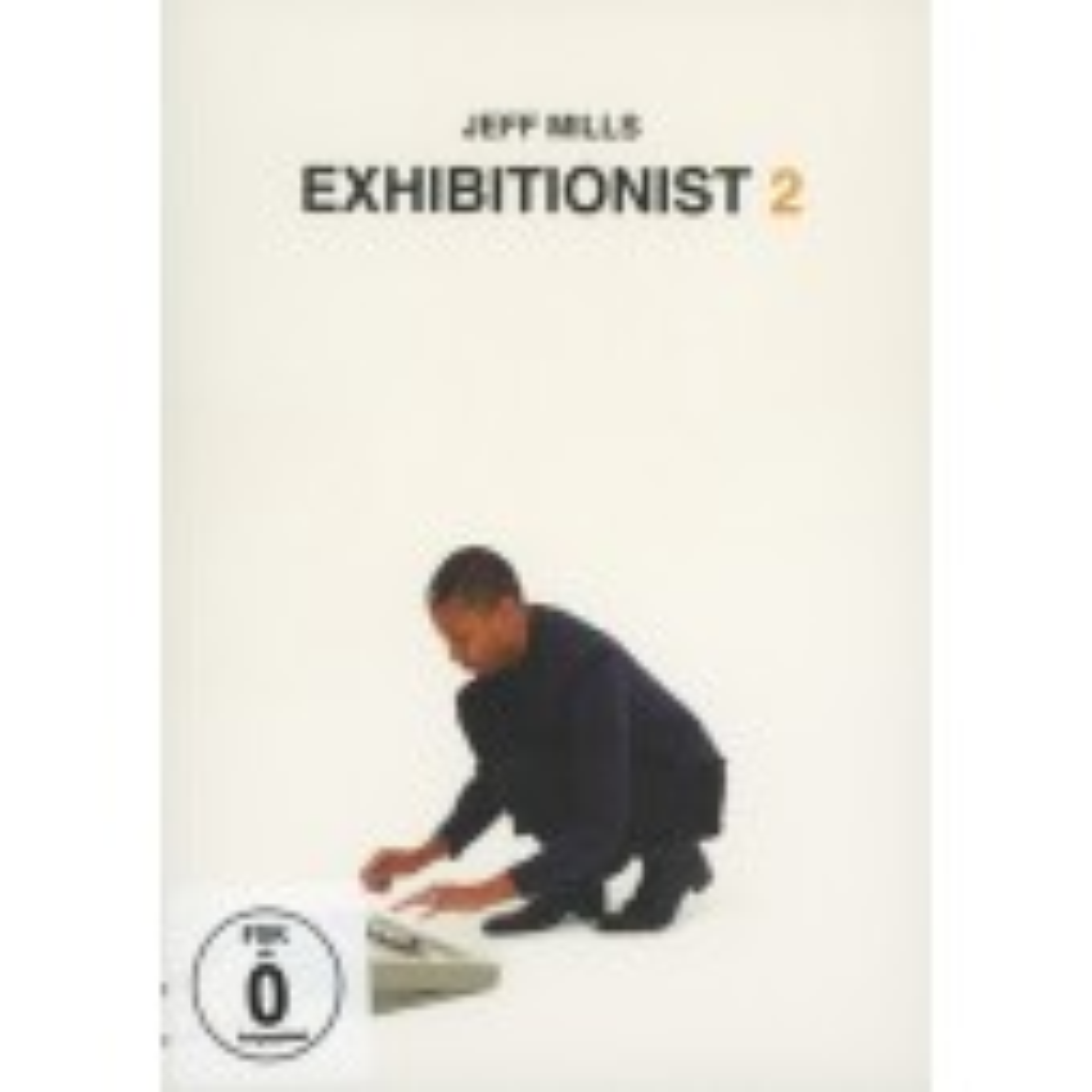 Jeff Mills - Exhibitionist 2 - DVD/CD - 2DVD+CD