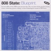 808 State - Best Of-Blueprint - CD