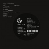 Aphex Twin - Computer Controlled Acoustic Instruments Pt2 - CD