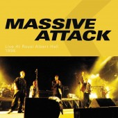 Massive Attack - Live At The Royal Albert Hall - 2LP