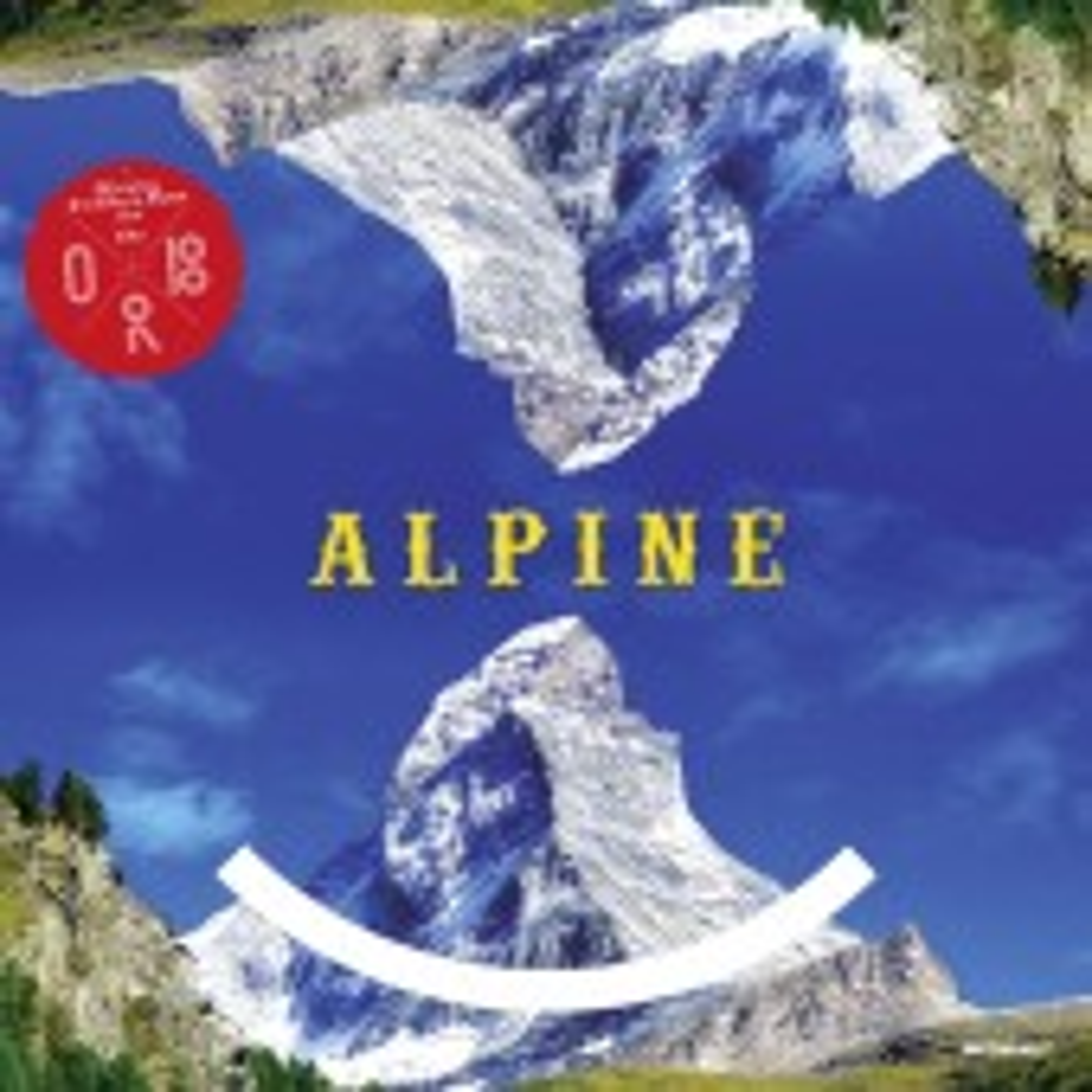 The Orb - Alpine - LP EP