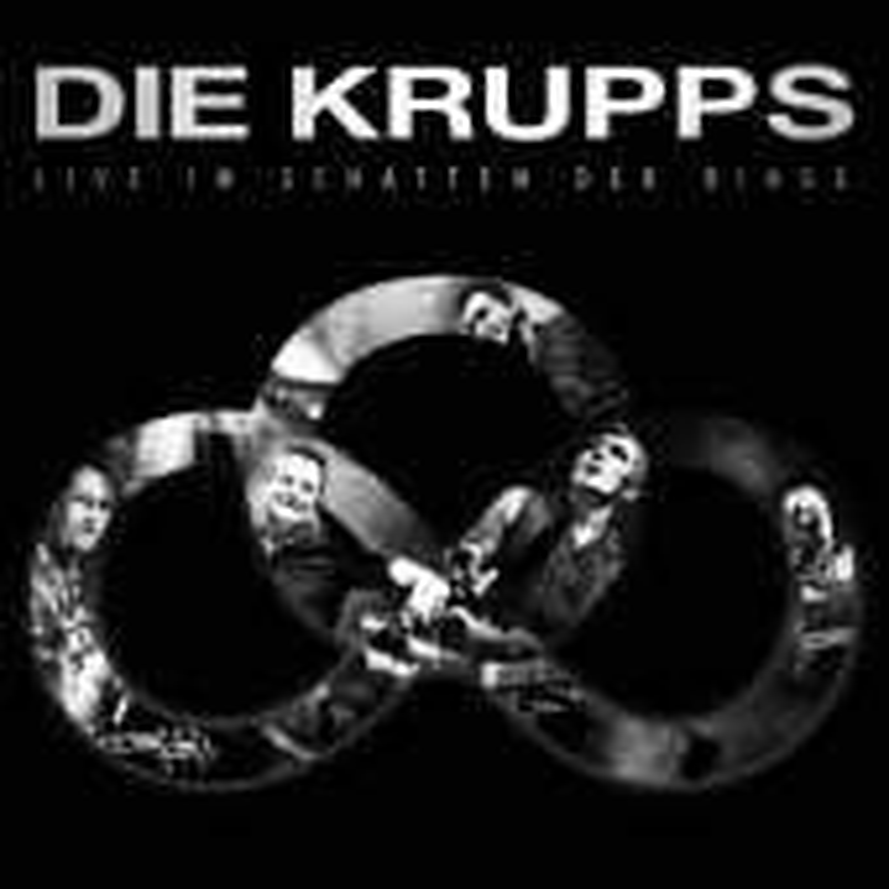 Die Krupps - Live Im Schatten Der Ringe - DVD/CD - DVD+2CD