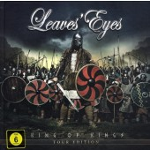 Leaves' Eyes - King Of Kings (Lim.Tour Edition) - CD/DVD