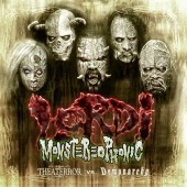 Lordi - Monstereophonic-Theaterror Vs. Demonarchy - CD