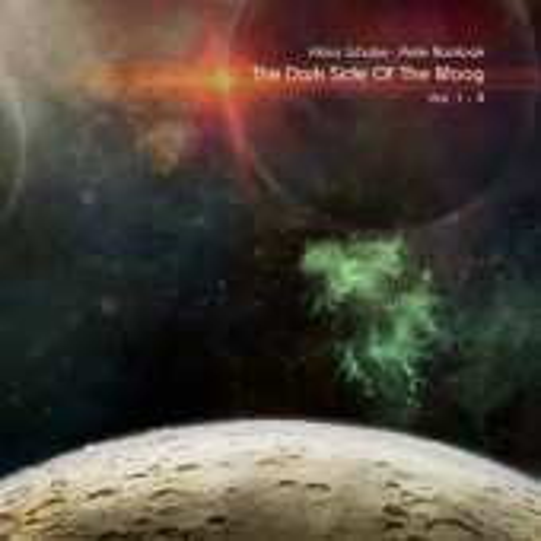 Klaus Schulze/Pete Namlook - The Dark Side of the Moog Vol.5-8 - 5CD BOX